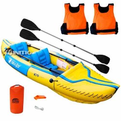 Kayak Canoa Inflable 2...