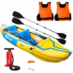 Kayak Canoa Inflable 1-2...