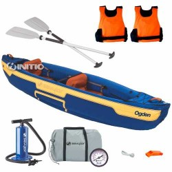 Canoa Inflable Doble...