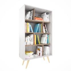 Biblioteca 4 Estantes...