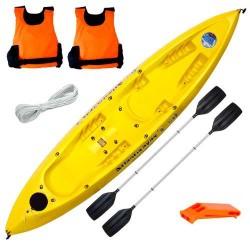 Kayak Triple 1-2-3 Personas...