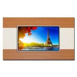 Panel Mueble Tv Led Lcd 60...