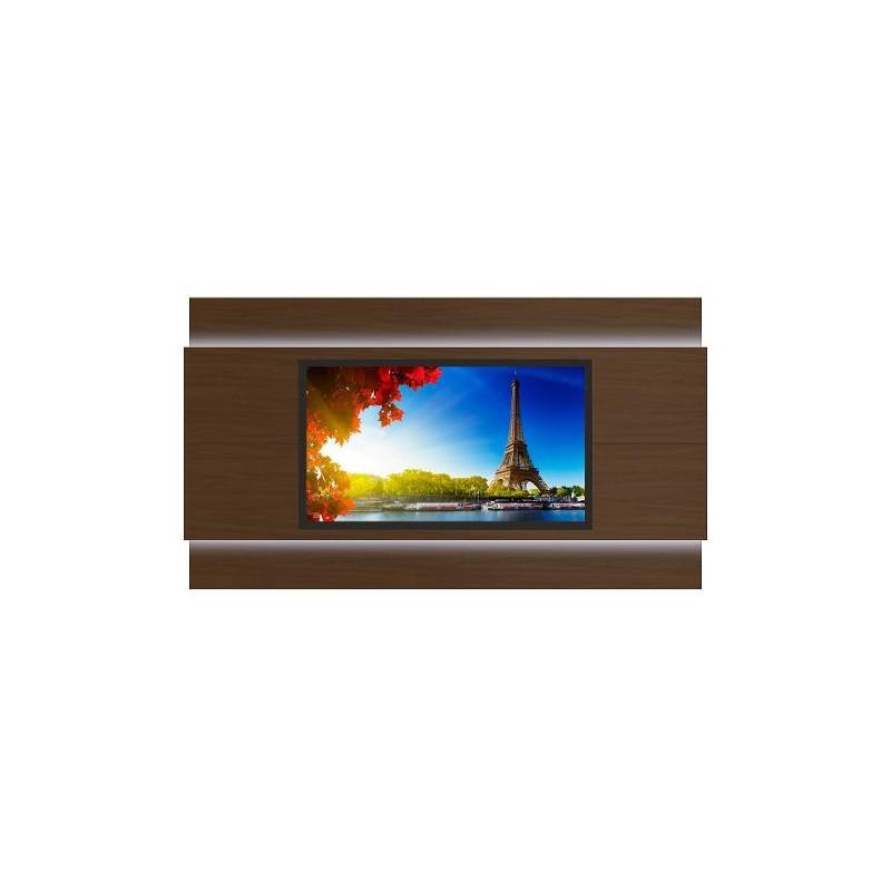 Panel mueble tv led lcd 50 60 pulgadas 2 4 soporte lincoln for Mueble para lcd 50 pulgadas
